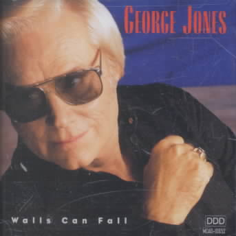 WALLS CAN FALL BY JONES,GEORGE (CD)